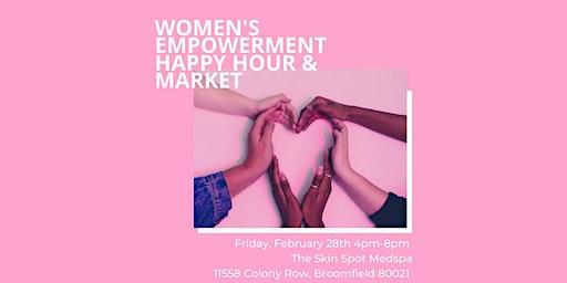 Women's Empowerment Happy Hour & Market [rescheduled]