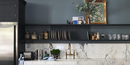 Design talk - How to think about Colour in your home by Farrow & Ball