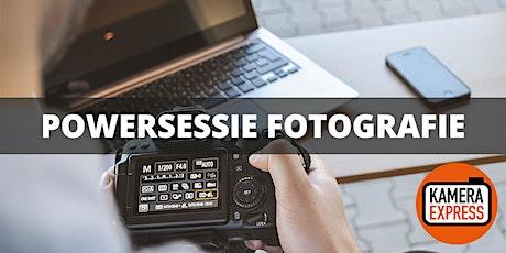 Powersessie Fotografie Amsterdam tickets