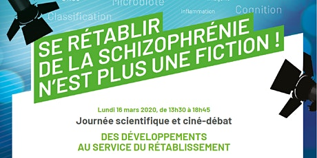 Journée scientifique : Des développements au service du rétablissement billets