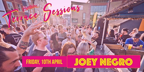 Bambalan Terrace Sessions presents...Joey Negro tickets