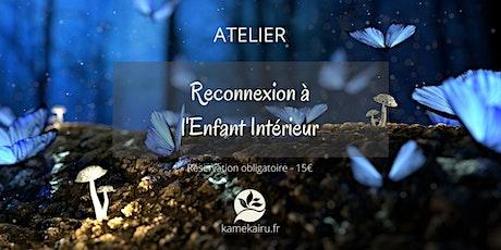 Enfant Intérieur - Atelier 1 entradas