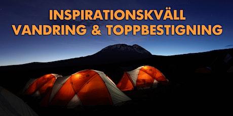 Expeditionsresors inspirationskväll, 11 mars 2020 tickets