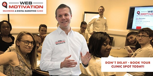 Croydon London Website & Digital Marketing Clinic