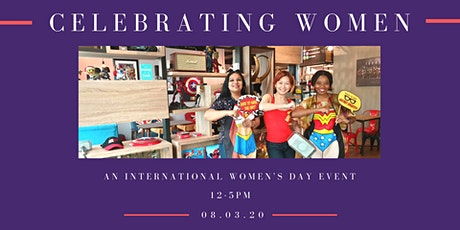 Celebrating Women - International Women's Day tickets