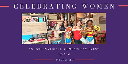 Celebrating Women - International Women's Day