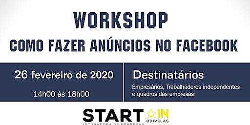 Workshop: Como Fazer Anúncios no Facebook