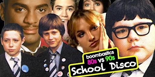 80s vs 90s School Disco
