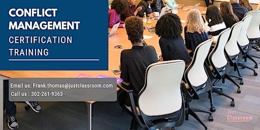 Conflict Management  Certification Training in Charlottesville, VA