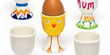 Easter Egg Cup Painting