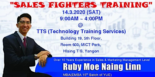 Sales Fighters Training
