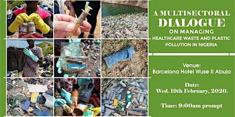 Multi-sectoral Dialogue on Managing Healthcare and Plastic Waste Pollution tickets