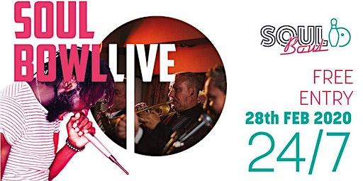 Soul Bowl Live presents: Twentyfourseven