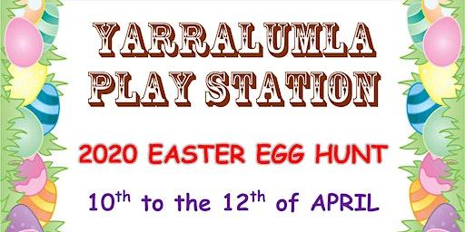 Yarralumla Play Station 2020 Easter Egg Hunt