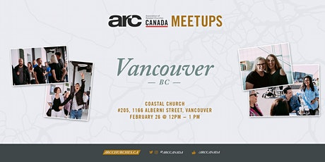 ARC Canada - Vancouver Meet Up tickets