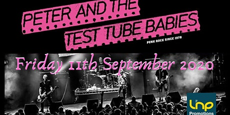 Peter and the Test Tube Babies tickets