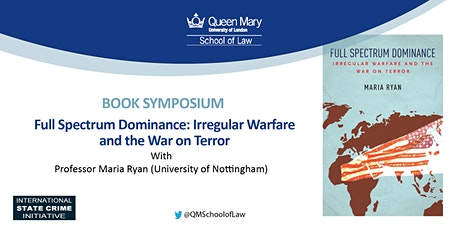 Book Symposium: Full Spectrum Dominance tickets