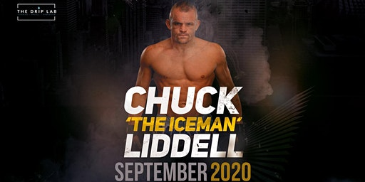 "An Evening with Chuck "" The Iceman"" Liddell - Birmingham"