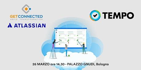 Workshop Atlassian con Tempo biglietti