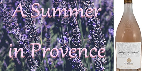 Frazier's Wine Tasting - A Summer in Provence - Rosé tickets