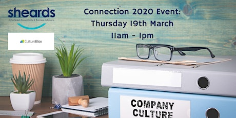 Connection:2020 - Conscious Culture – have you thought about your business culture? tickets