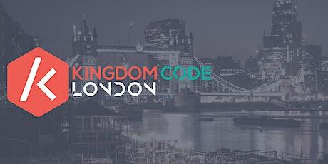 Kingdom Code London tickets