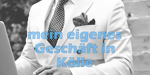mein eigenes Geschäft in Köln innert 88 Tagen (nebenberuflich)