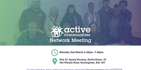 Local Community Action Network Meeting tickets