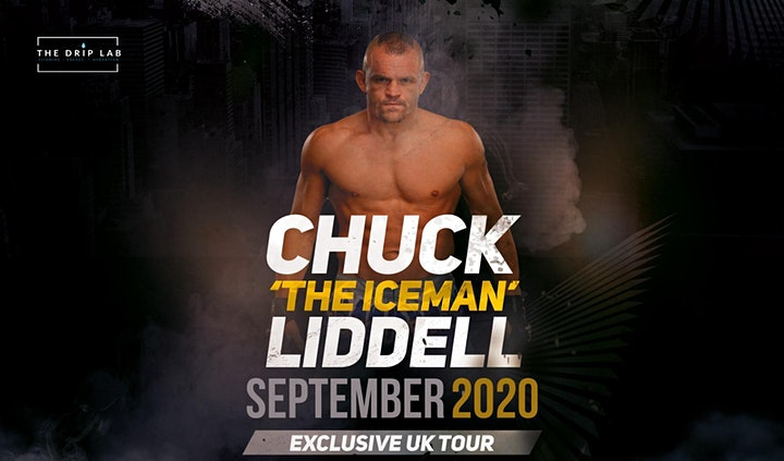 "An Evening with Chuck "" The Iceman"" Liddell - Birmingham image"
