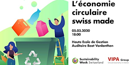 L'économie circulaire swiss made : l'exemple VIPA Tickets