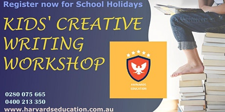 Kids Creative Writing Workshop (Age Group [Level 1: 9-12], Level 2 [13-15]) tickets