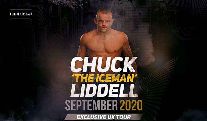 "An Evening with Chuck "" The Iceman"" Liddell - Cardiff image"