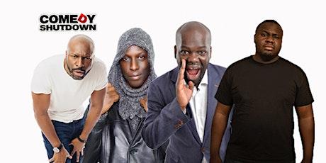 COBO : Comedy Shutdown - Birmingham tickets
