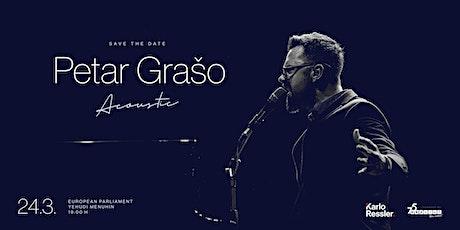 Petar Grašo Acoustic billets