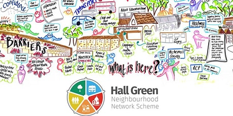 Hall Green Community Network and Funding Launch tickets