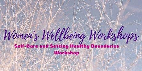 Women's Wellbeing Workshops tickets