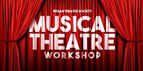 Musical Theatre Workshop - Wigan Theatre Society tickets