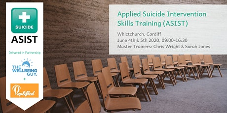Cardiff | ASIST: Applied Suicide Intervention Skills Training (June 2020) tickets