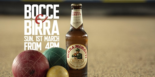 Beer and Bocce