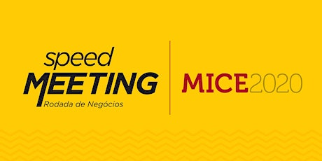 Speed Meeting MICE São Paulo tickets