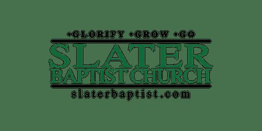 WinterJam with Slater Baptist 2020