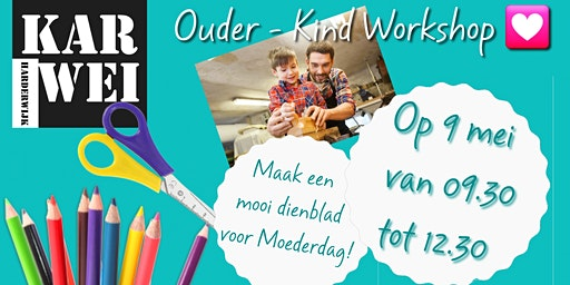 Ouder Kind Workshop Moederdag
