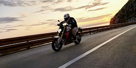 BMW Motorrad Saisonstart Probefahrten Tickets