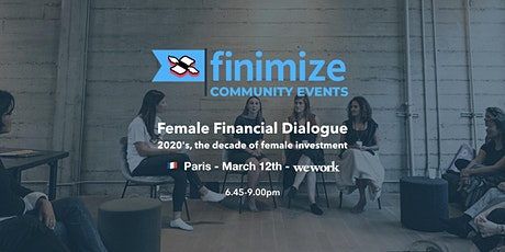 Female Financial Dialogue | Paris tickets