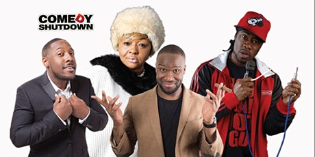 COBO : Comedy Shutdown Black History Month Special - Harrow tickets