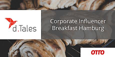 Corporate Influencer Breakfast Hamburg Tickets