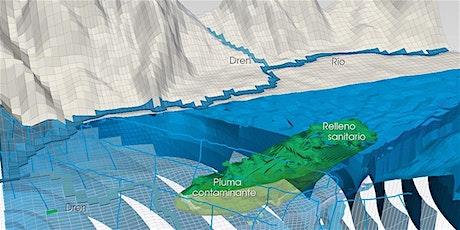 Curso de modelación geoespacial de acuíferos con MODFLOW y Flopy entradas