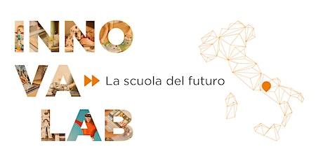 InnovaLab a Caserta - La scuola del futuro con CampuStore biglietti