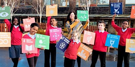 Global Goals Centre Teacher Consultation tickets