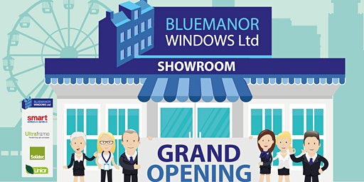 Trade, Supplier and Partner - Bluemanor Showroom Grand Opening!